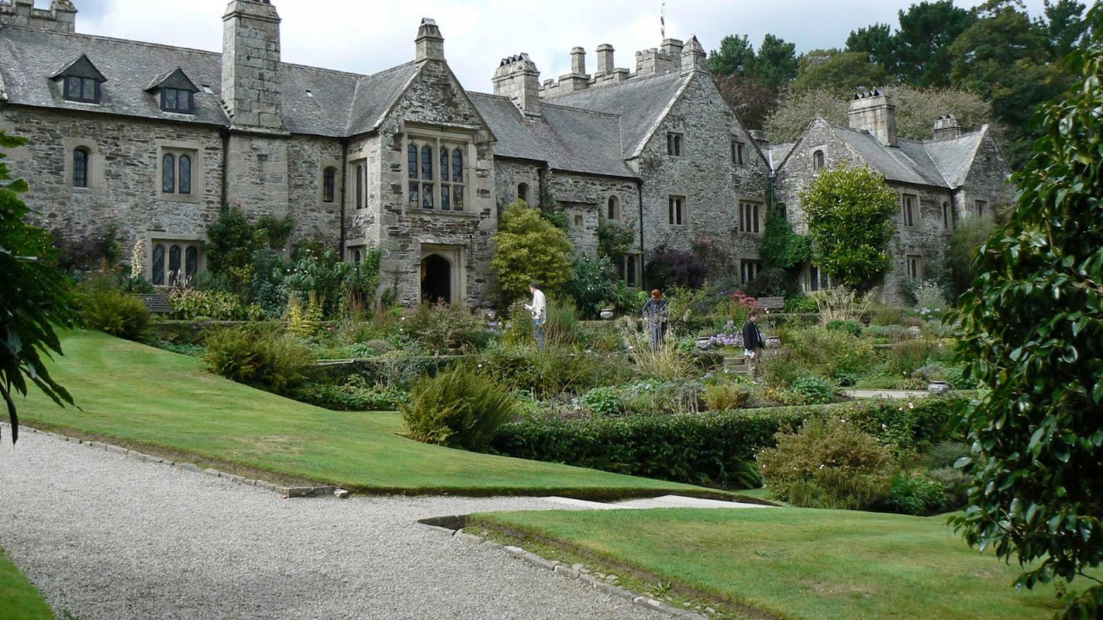 National Trust Properties In Devon And Cornwall